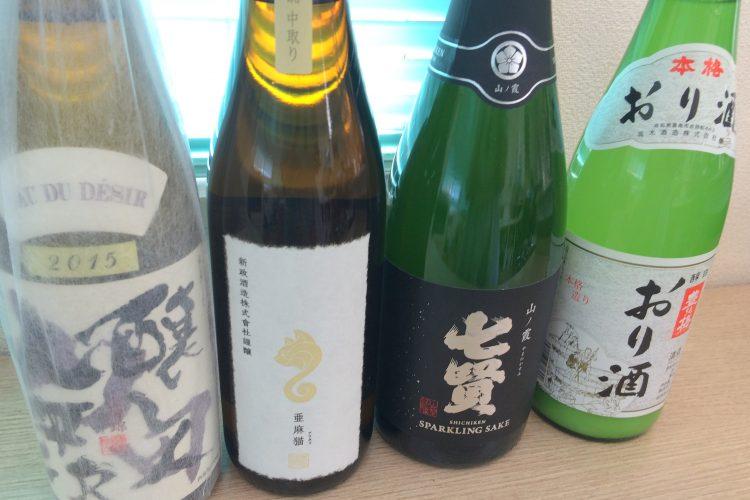 納涼日本酒大会