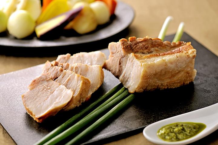 豚の三枚肉