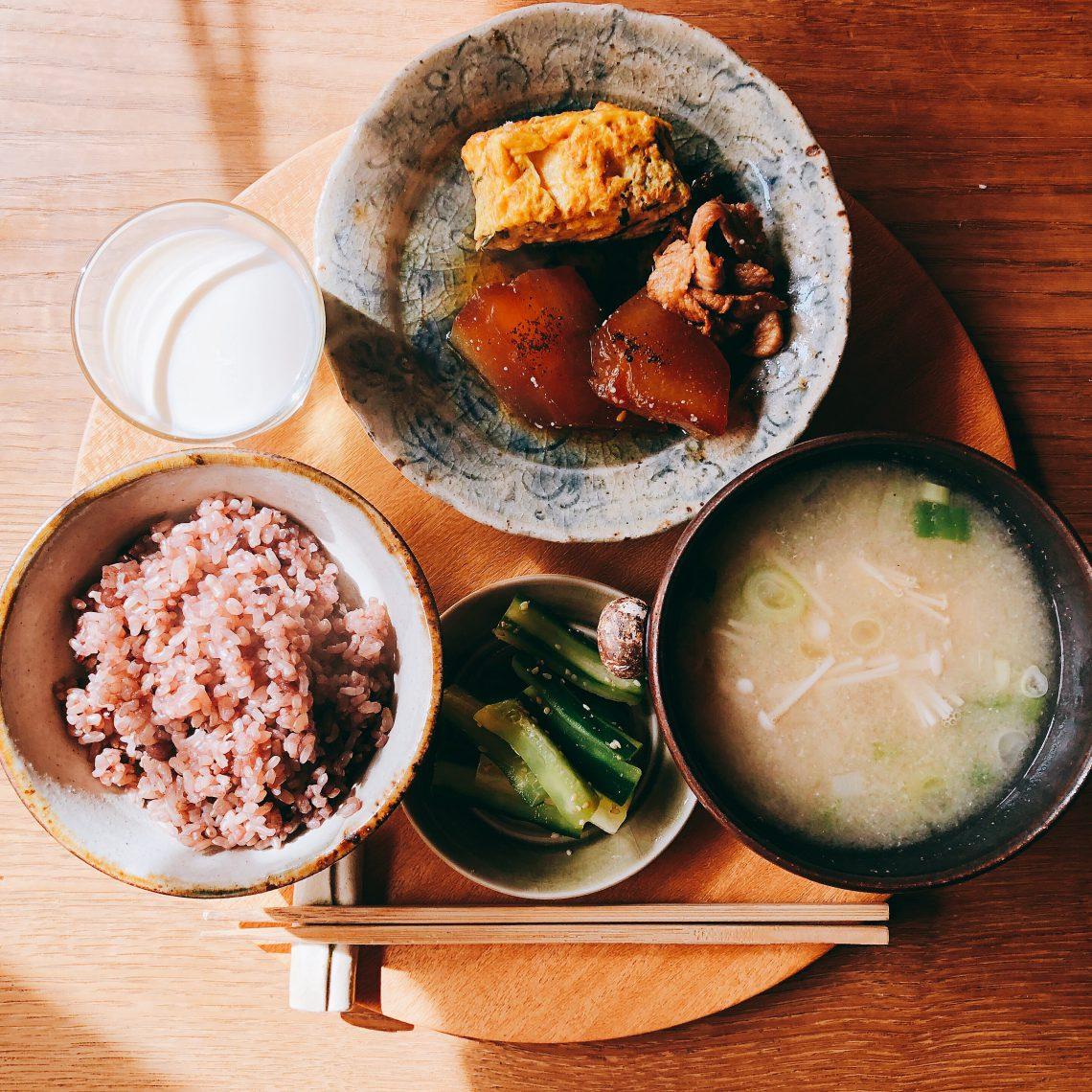 ナカシマ日記 8月の朝食編