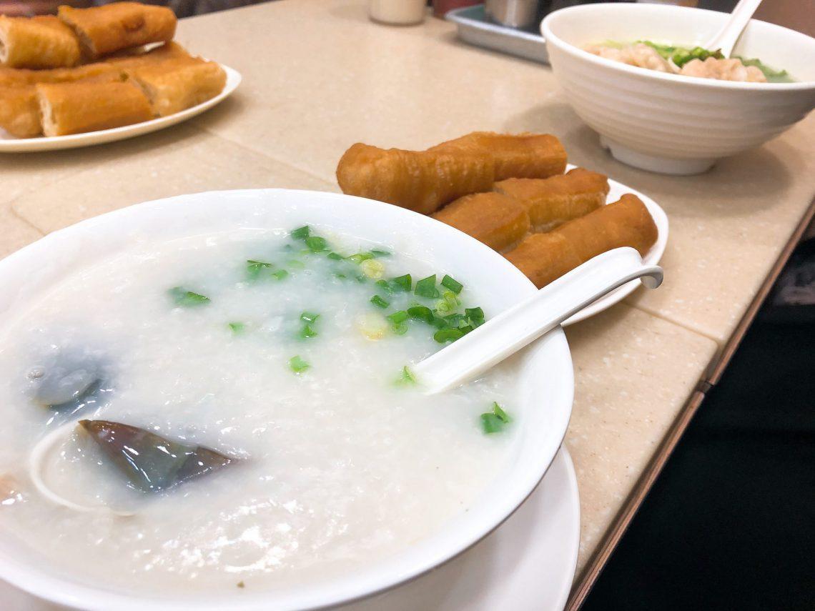 【食事】香港の美味ごはん