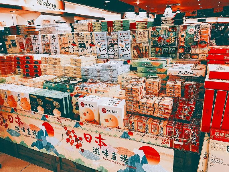 【売場】香港のスーパーの売場づくり2