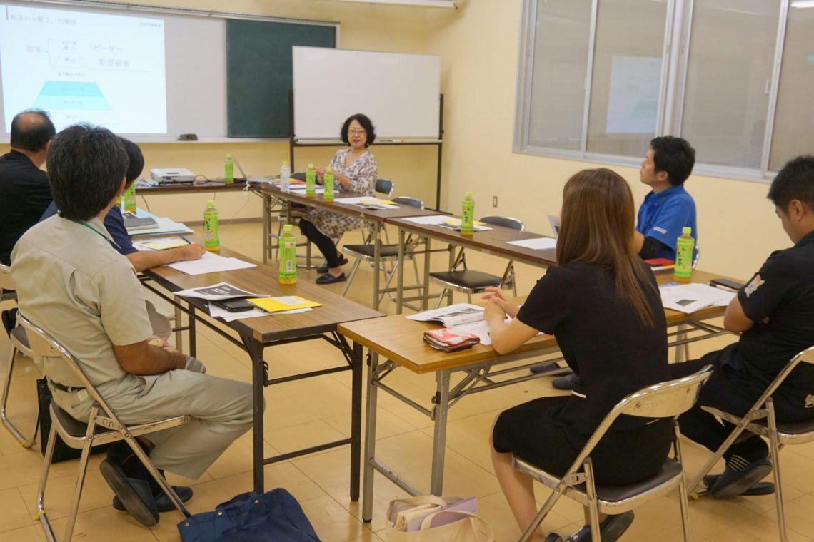 鹿児島の食とデザイン「出張講座 東串良編」を開催