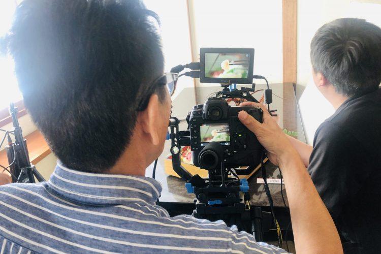 鹿児島県大隅地域振興局主催「大隅観光アクティビティ事業」撮影進行中です