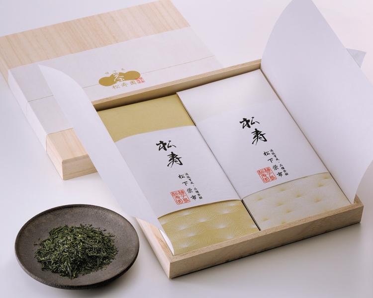 種子島松寿園 日本一早い新茶「松寿」