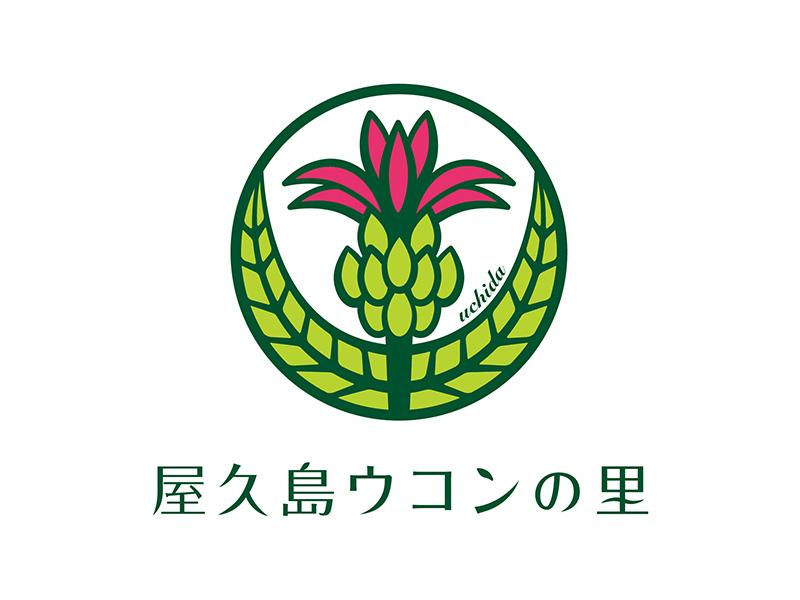 屋久島ウコンの里:パンフレットデザイン